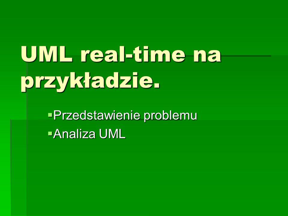 UML real-time na przykładzie.