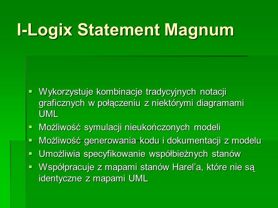 I-Logix Statement Magnum