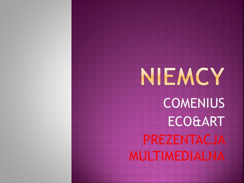 COMENIUS ECO&ART PREZENTACJA MULTIMEDIALNA