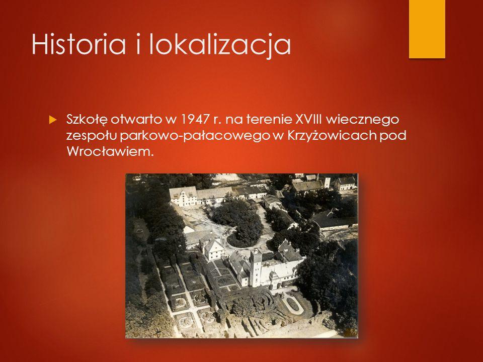 Historia i lokalizacja