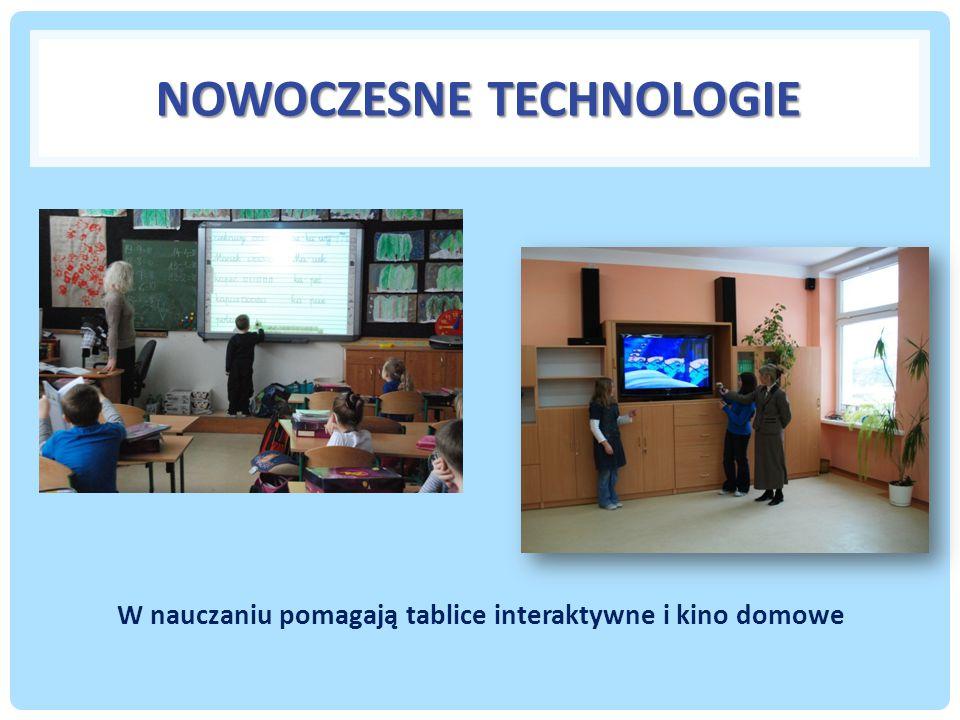 Nowoczesne technologie