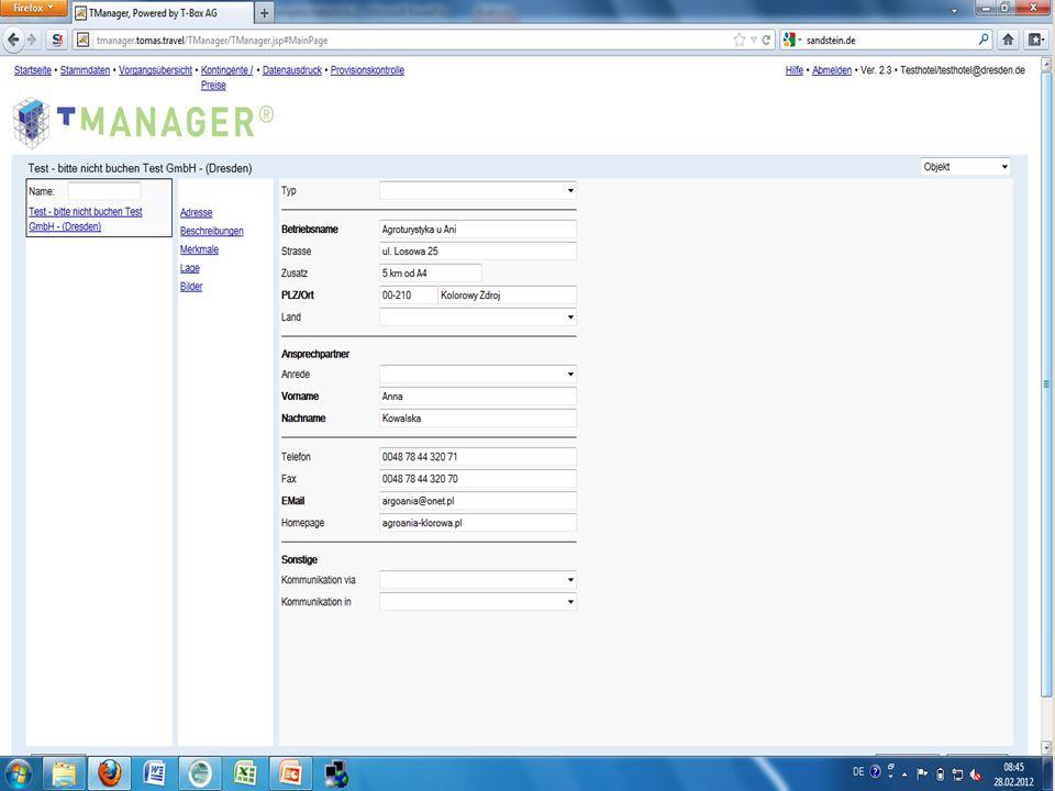 Tutaj widza Państwo możliwość wpisania swoich danych kontaktowych, które potem widoczne będą na stronie internetowej.