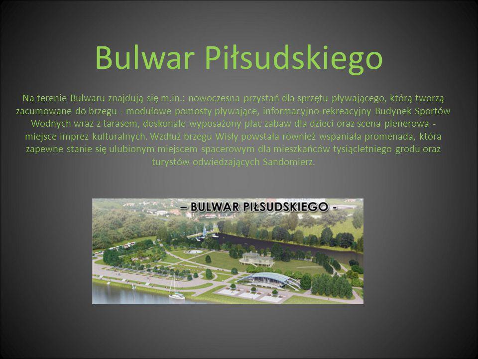 Bulwar Piłsudskiego