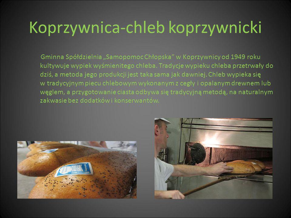 Koprzywnica-chleb koprzywnicki