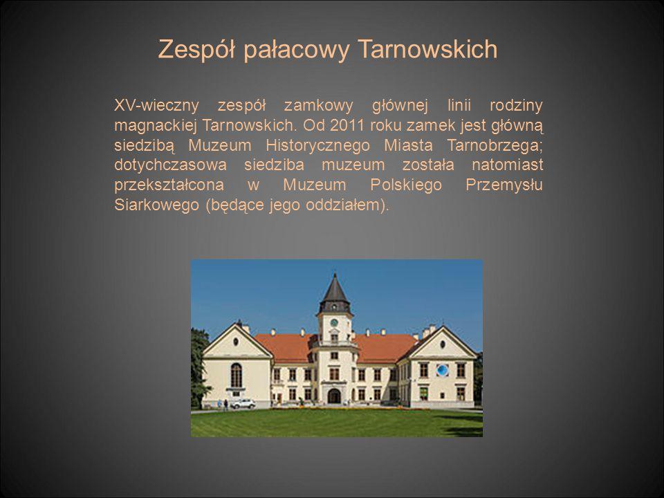 Zespół pałacowy Tarnowskich