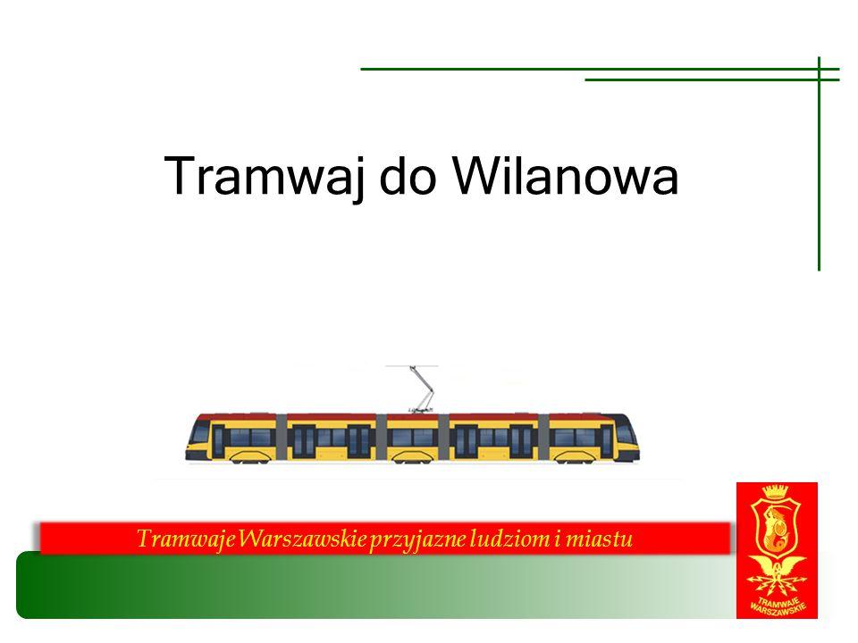 Tramwaje Warszawskie przyjazne ludziom i miastu