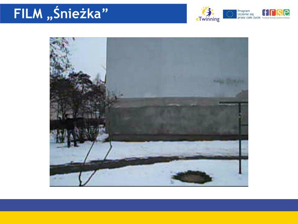 """FILM """"Śnieżka"""