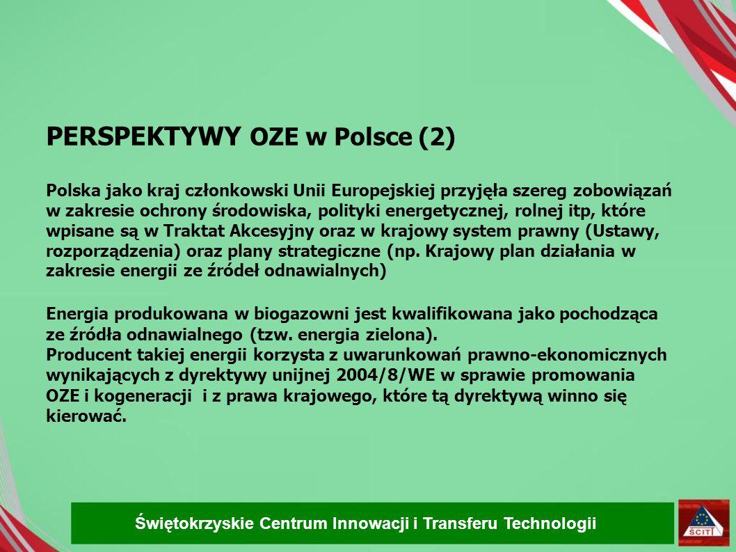 PERSPEKTYWY OZE w Polsce (2)