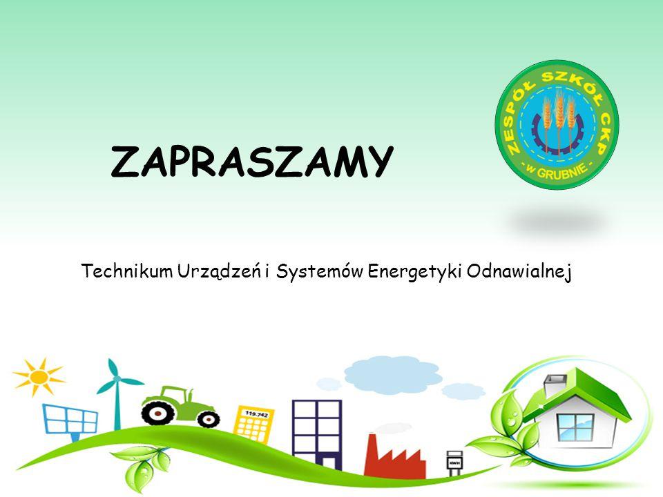 Technikum Urządzeń i Systemów Energetyki Odnawialnej