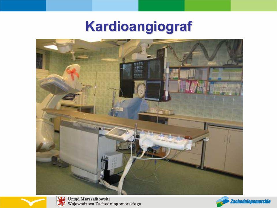 Kardioangiograf