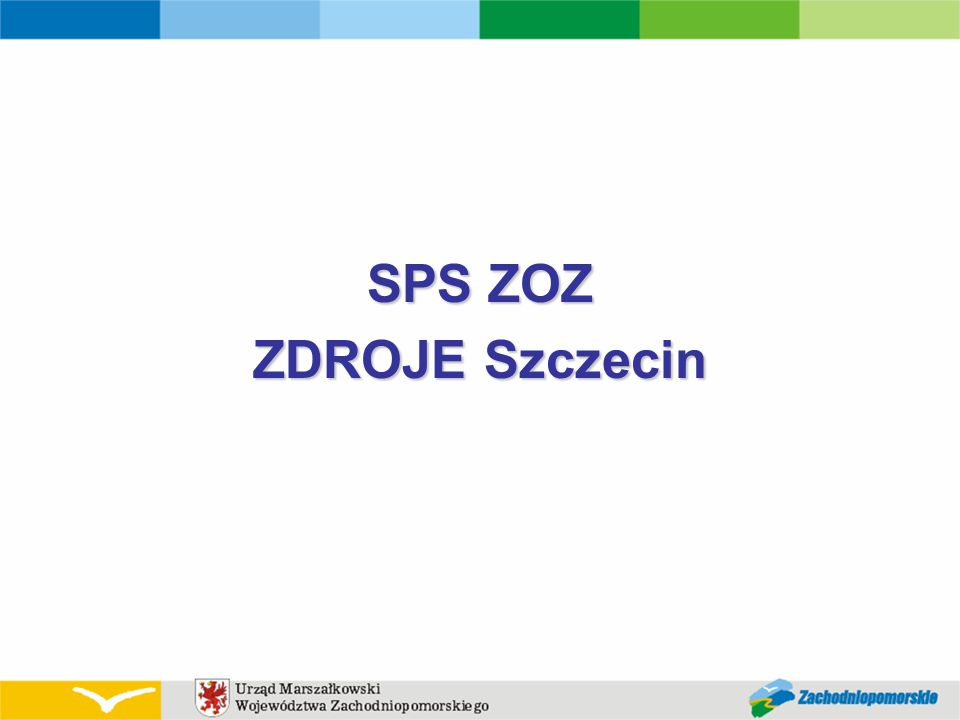 SPS ZOZ ZDROJE Szczecin