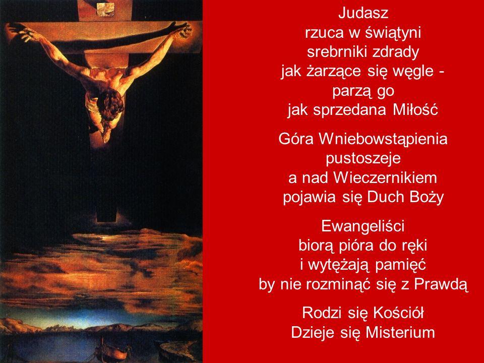 Góra Wniebowstąpienia pustoszeje a nad Wieczernikiem