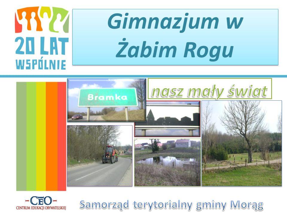 Samorząd terytorialny gminy Morąg