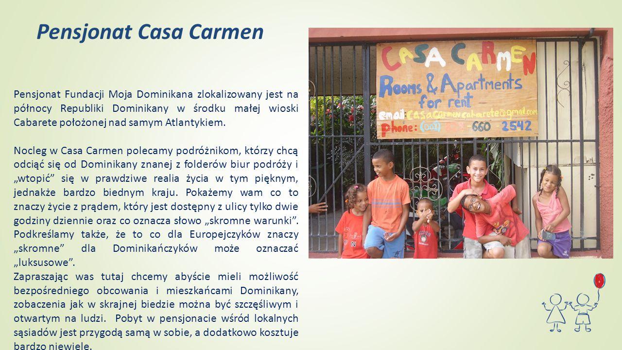 Pensjonat Casa Carmen
