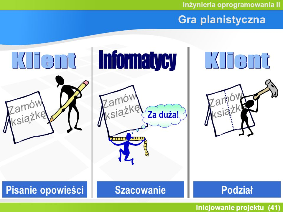 Klient Informatycy Klient