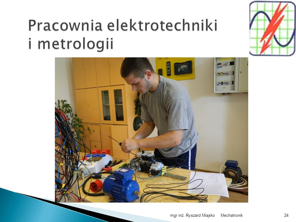 Pracownia elektrotechniki i metrologii