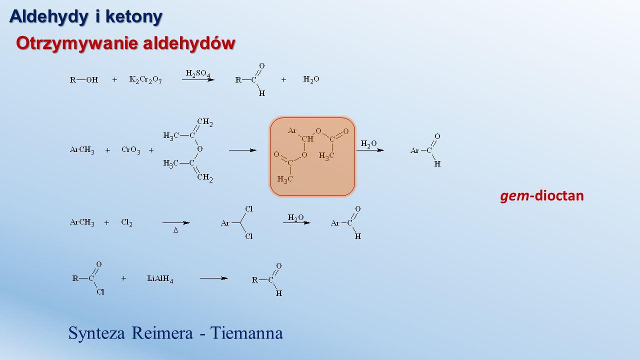 Synteza Reimera - Tiemanna