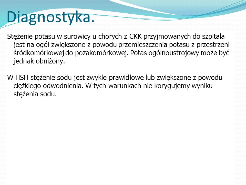 Diagnostyka.