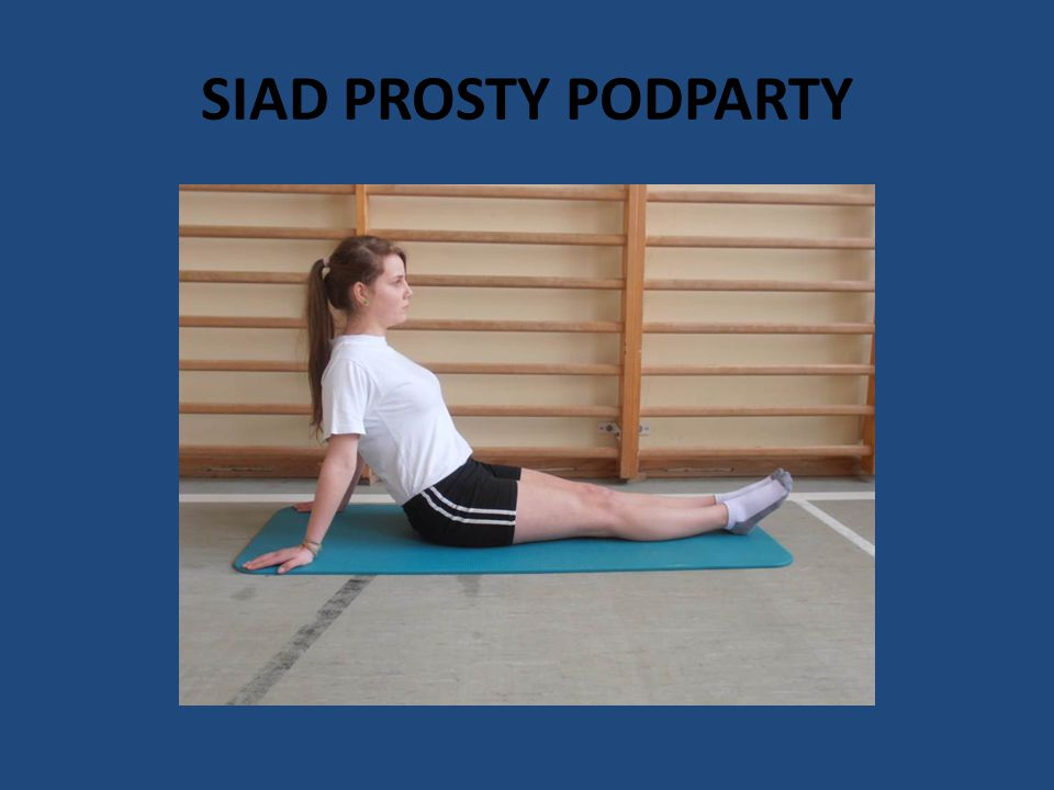 SIAD PROSTY PODPARTY