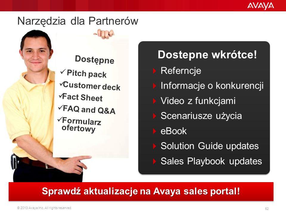 Narzędzia dla Partnerów