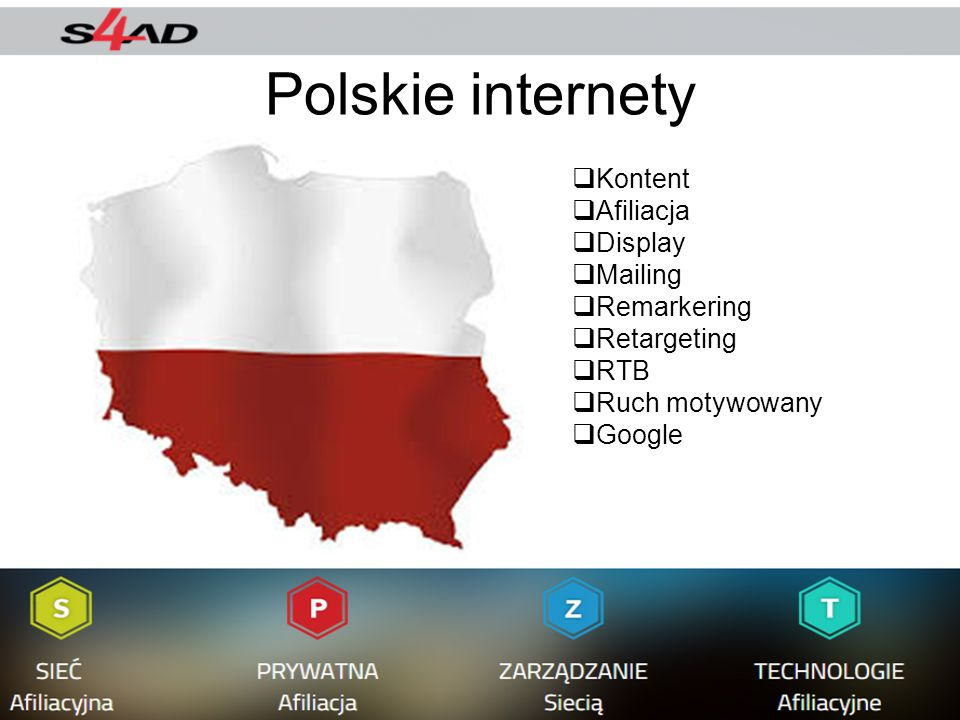 Polskie internety Kontent Afiliacja Display Mailing Remarkering