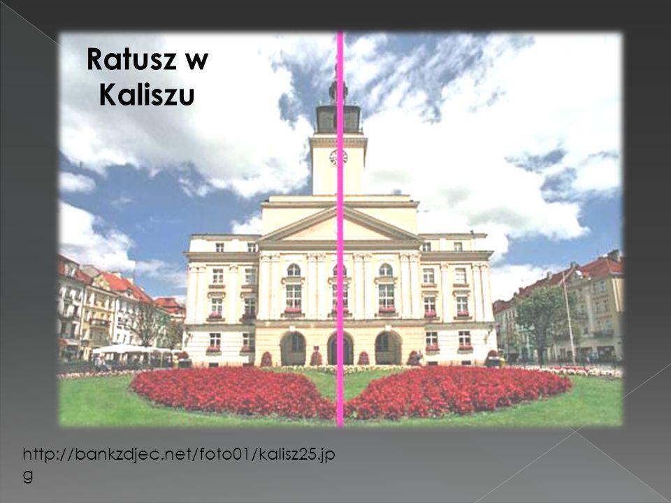 Ratusz w Kaliszu http://bankzdjec.net/foto01/kalisz25.jpg