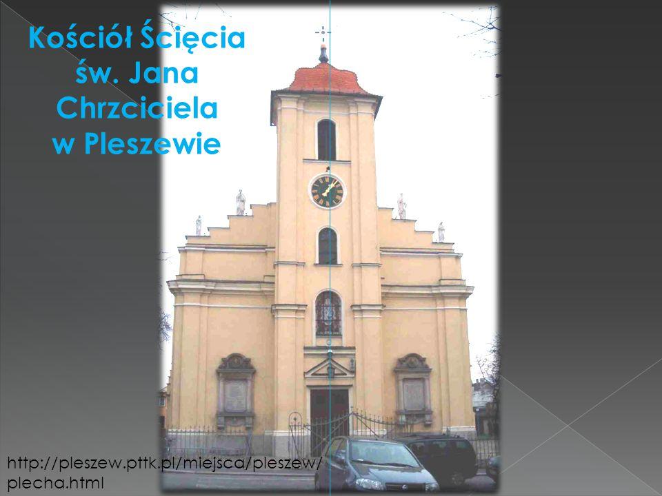 Kościół Ścięcia św. Jana Chrzciciela w Pleszewie
