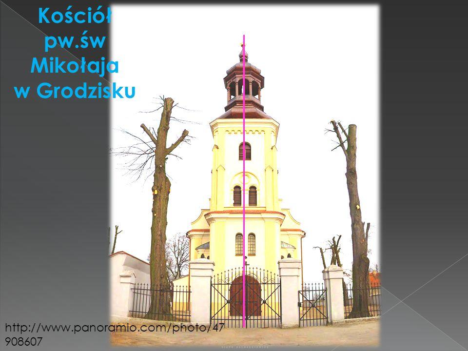 Kościół pw.św Mikołaja w Grodzisku
