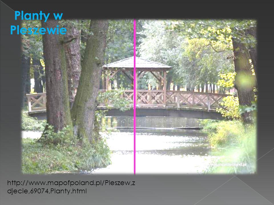 Planty w Pleszewie http://www.mapofpoland.pl/Pleszew,zdjecie,69074,Planty.html