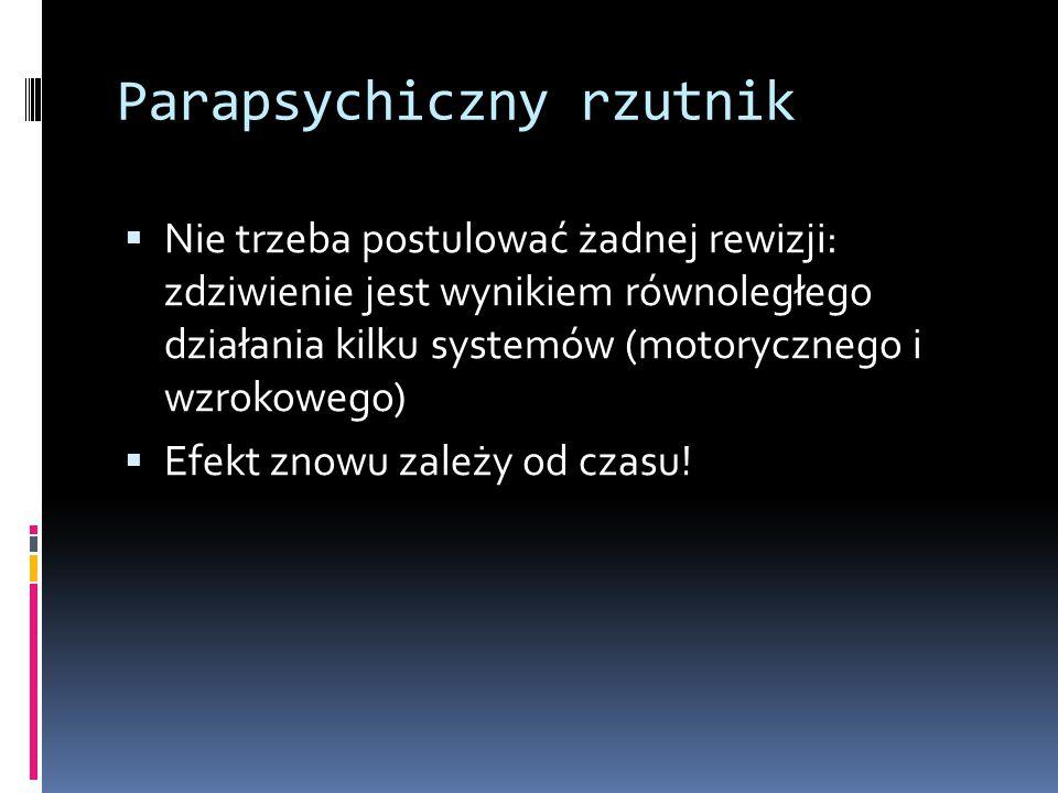 Parapsychiczny rzutnik
