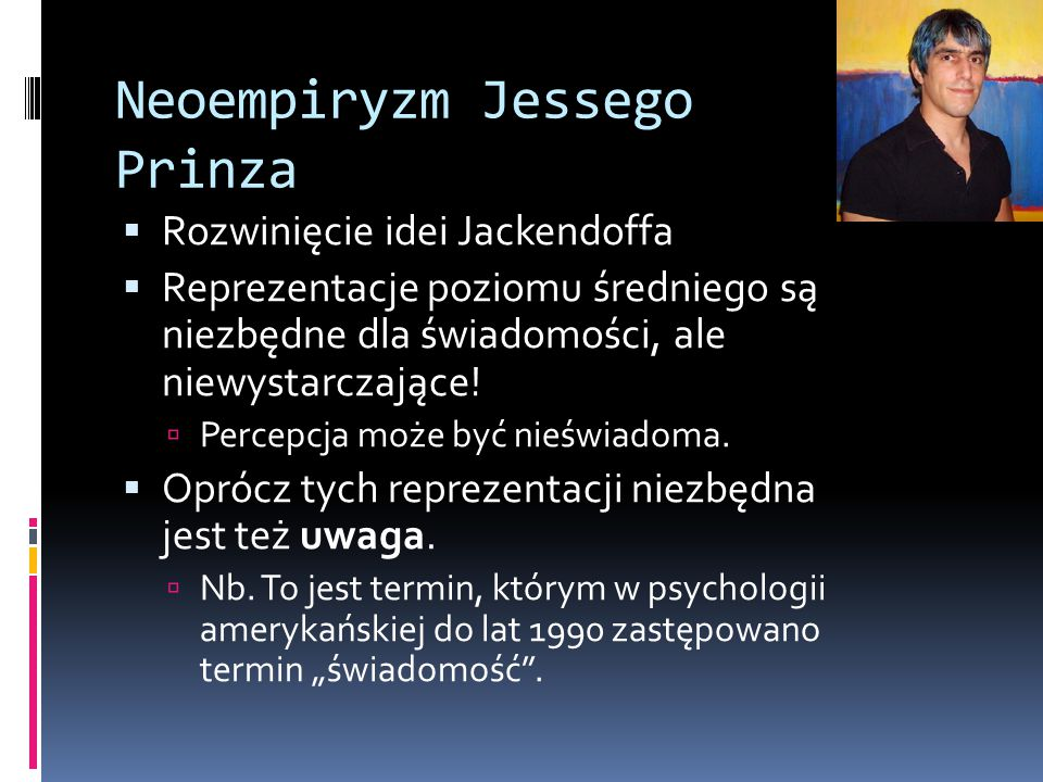 Neoempiryzm Jessego Prinza