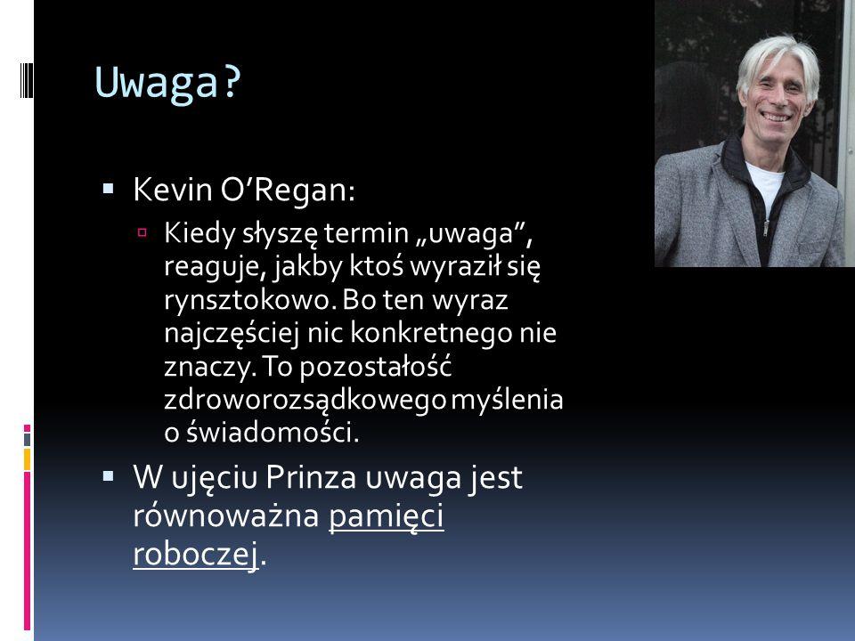 Uwaga Kevin O'Regan: