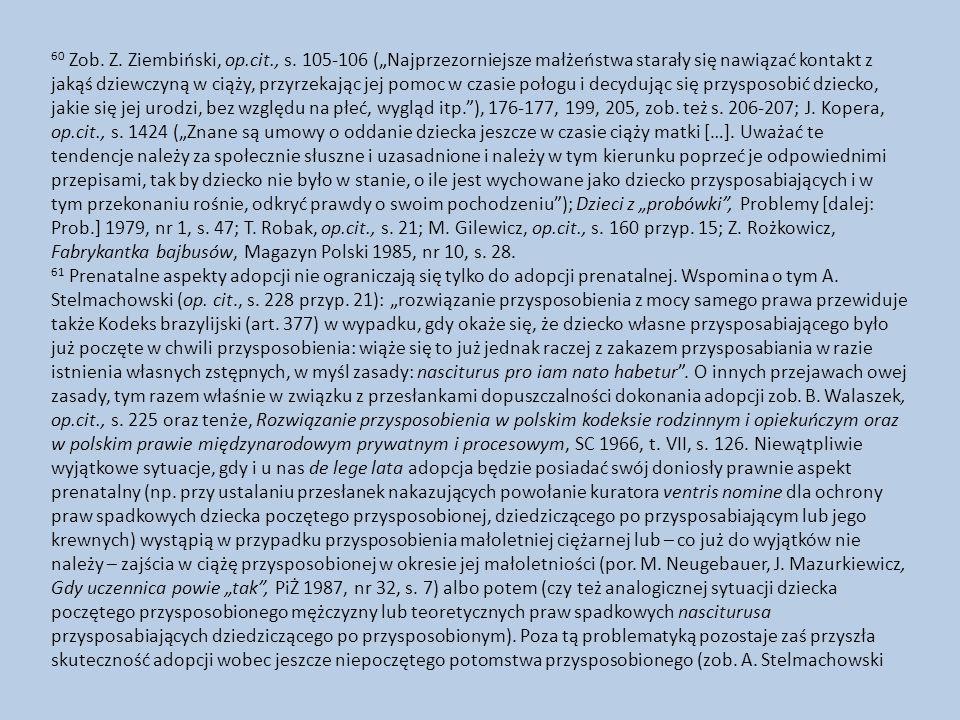 60 Zob. Z. Ziembiński, op. cit. , s