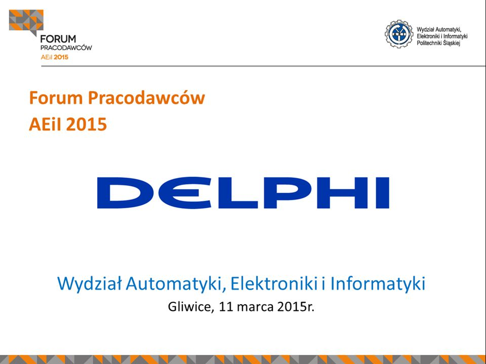 Wydział Automatyki, Elektroniki i Informatyki