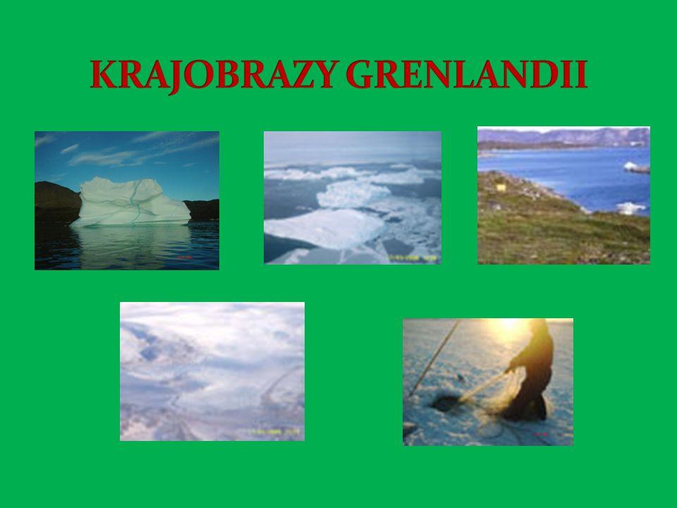 KRAJOBRAZY GRENLANDII