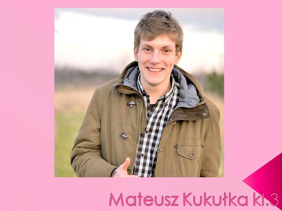 Mateusz Kukułka kl.3