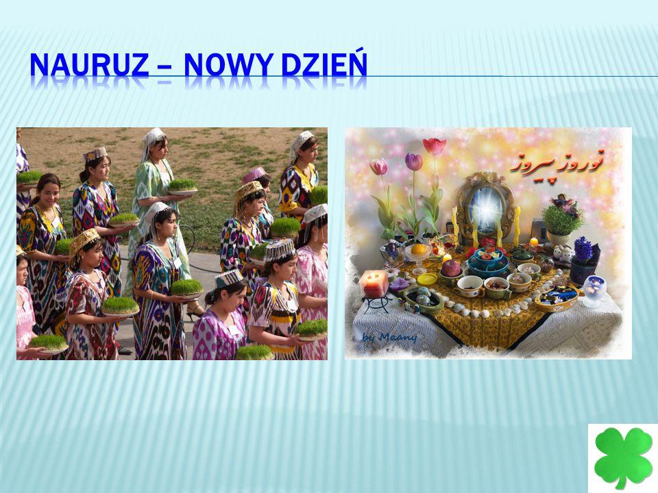 Nauruz – nowy dzień