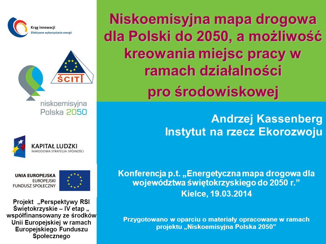 Andrzej Kassenberg Instytut na rzecz Ekorozwoju
