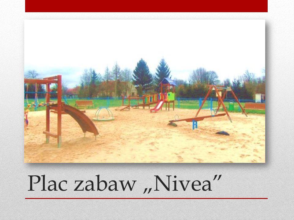 "Plac zabaw ""Nivea"