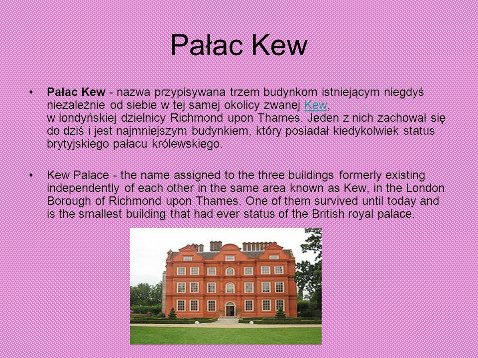 Pałac Kew
