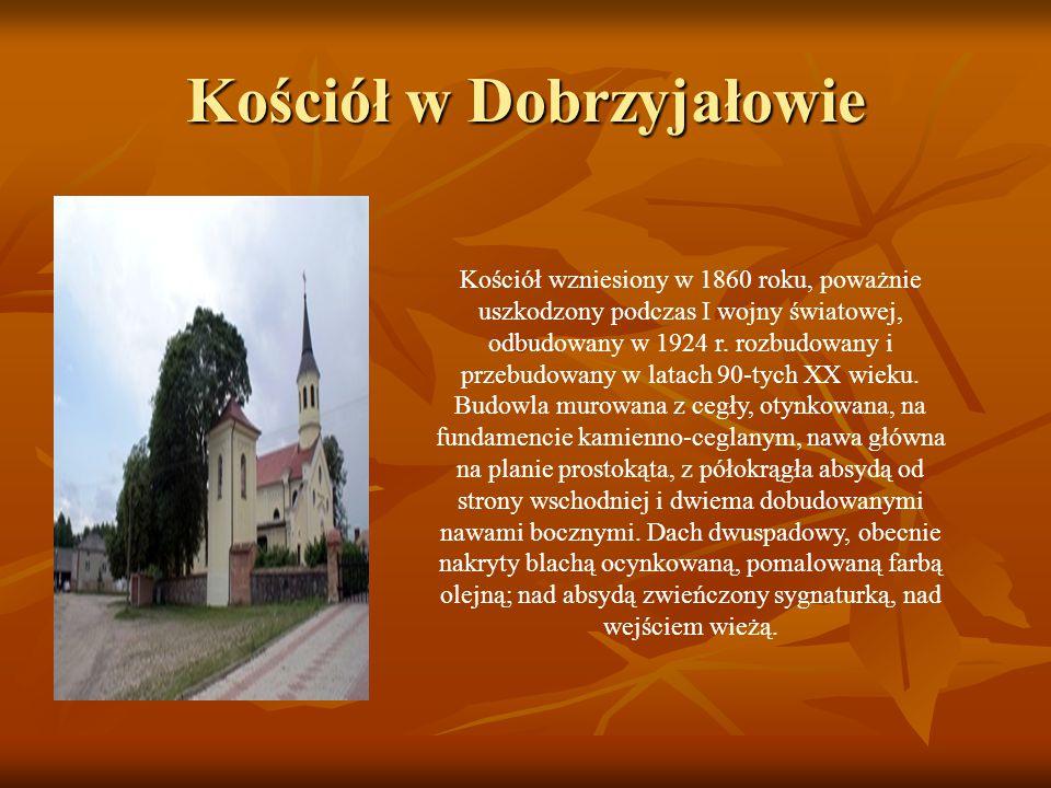 Kościół w Dobrzyjałowie