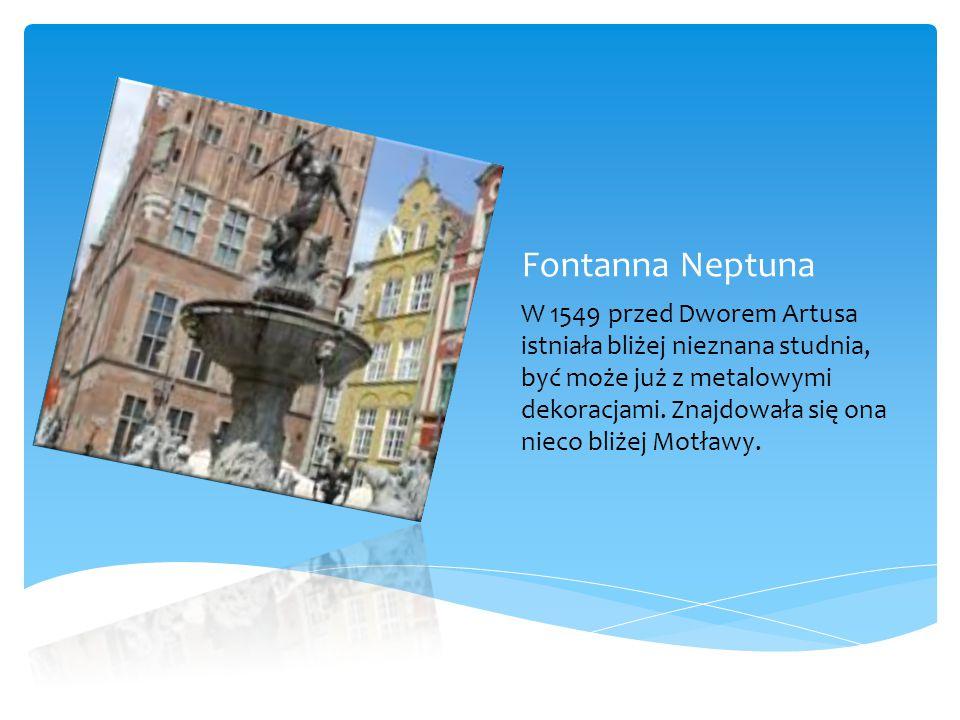 Fontanna Neptuna