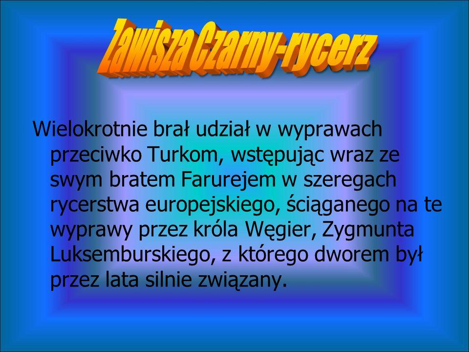 Zawisza Czarny-rycerz