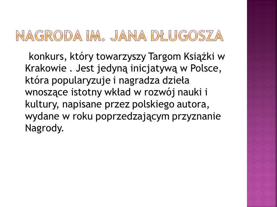 Nagroda im. Jana Długosza