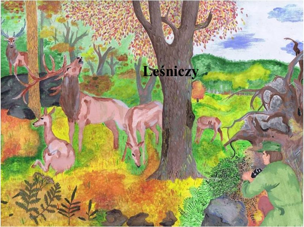 Leśniczy 2