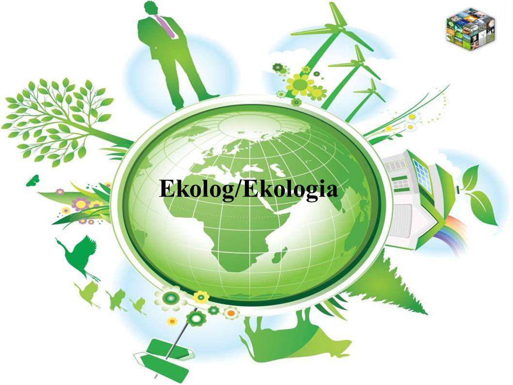 Ekolog/Ekologia 6