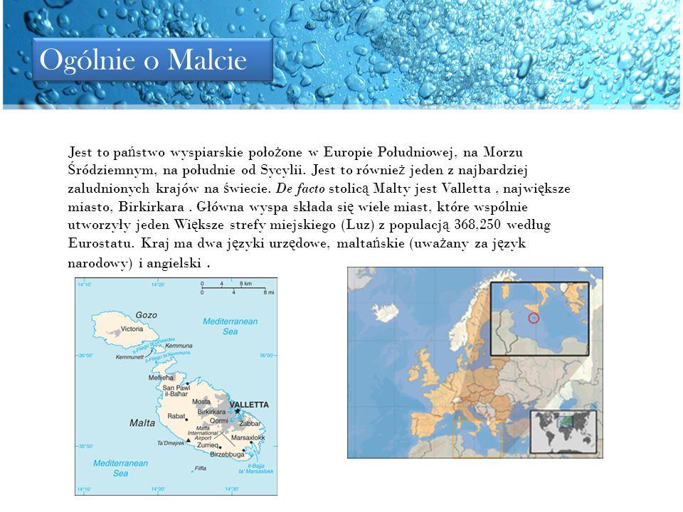 Ogólnie o Malcie