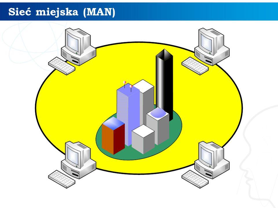 Sieć miejska (MAN)