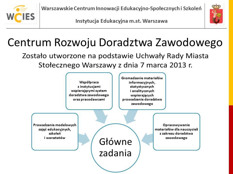Centrum Rozwoju Doradztwa Zawodowego