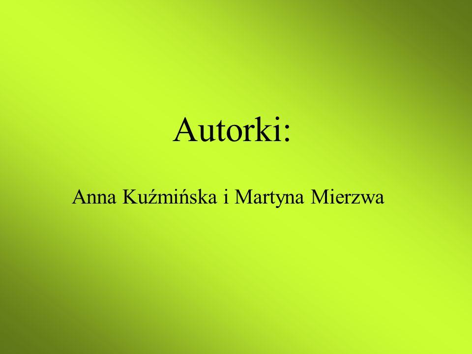Anna Kuźmińska i Martyna Mierzwa